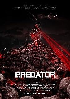 The Predator 4 Movie Poster Canvas Picture Art Print Premium Quality A0-A4
