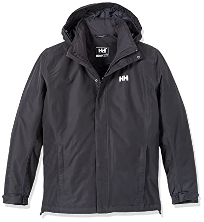 Helly Hansen Dubliner Insulated - Chaqueta, Hombre, Negro (Black), 2XL