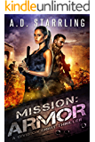 Mission:Armor (A Division Eight Thriller Book 2)