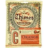 Chimes Orange Ginger Chews Bag 5oz Candies, 141.80 Grams (B003BHUWWA)