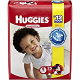 Huggies Snug and Dry Diapers - Size 5 - 25 ct