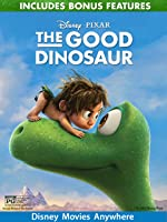 The Good Dinosaur (Plus Bonus Features)