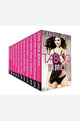 Taboo Times! (14 Taboo Erotica Stories) Kindle Edition