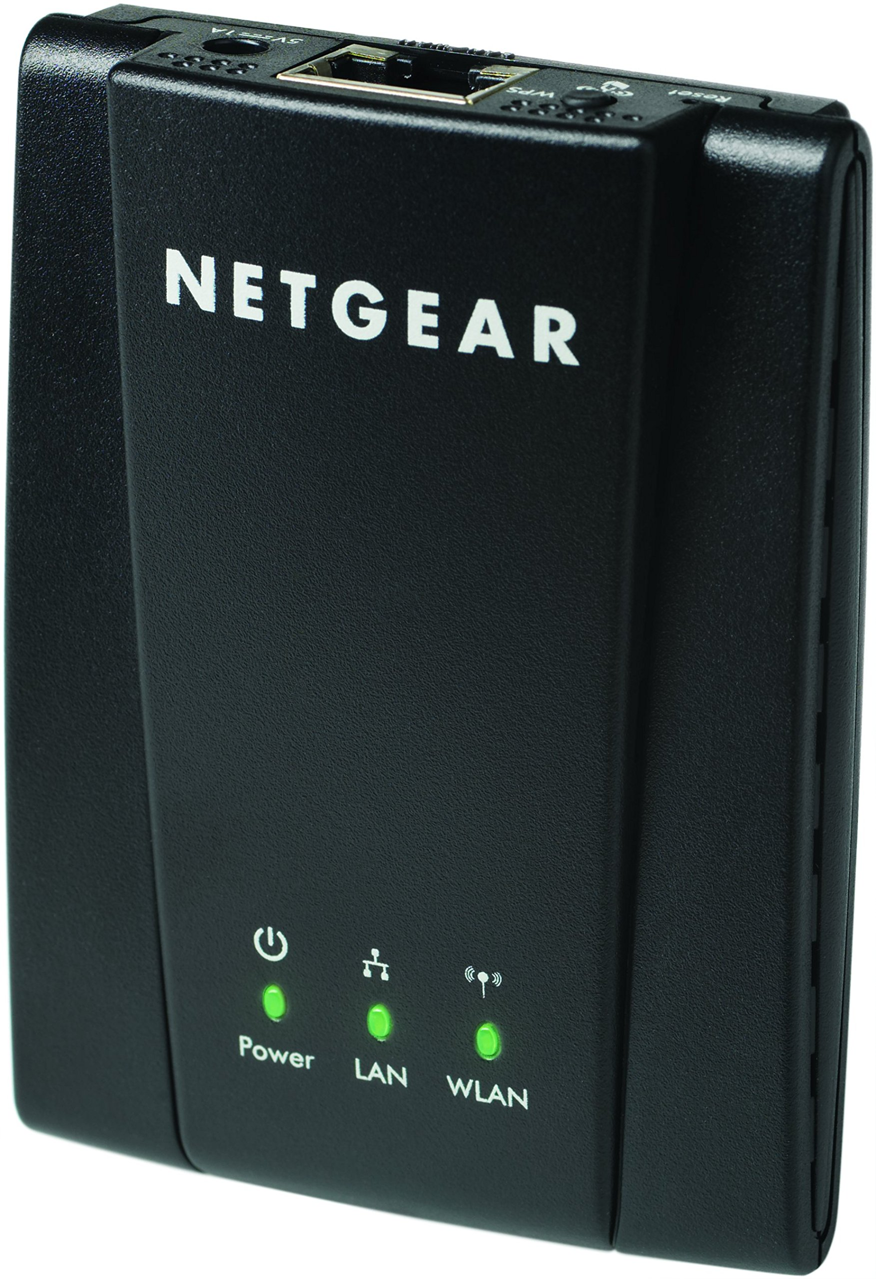NETGEAR Universal N300 Wi-Fi to Ethernet Adapter (WNCE2001) by NETGEAR