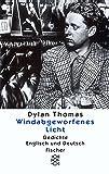 Windabgeworfenes Licht: Gedichte