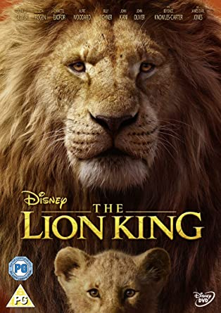 Disneys The Lion King Dvd 2019 Amazoncouk Dvd Blu Ray
