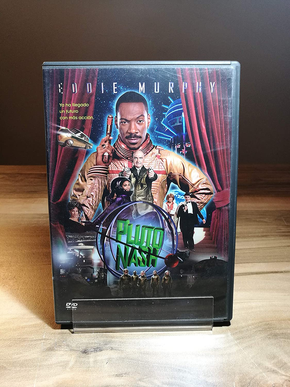 The_Adventures_of_Pluto_Nash [DVD]: Amazon.es: Eddie Murphy ...