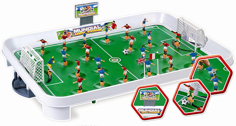 RSTA rstoys 9275 – Futbolín Mundial Arena Stadium: Amazon.es: Juguetes y juegos