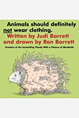 Animals Should Definitely Not Wear Clothing Kindle Edition