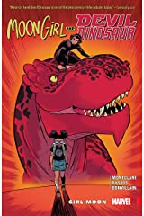 Moon Girl and Devil Dinosaur Vol. 4: Girl-Moon (Moon Girl and Devil Dinosaur (2015-2019)) Kindle Edition