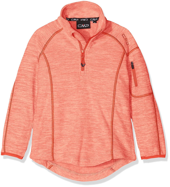 CMP Girls Fleece Functional Turtle Neck Sweater Girls Fleeceshirt Funktions Rolli