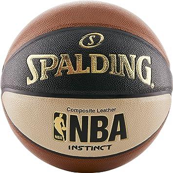 Amazon.com: Spalding NBA de los hombres Instinct Balón de ...