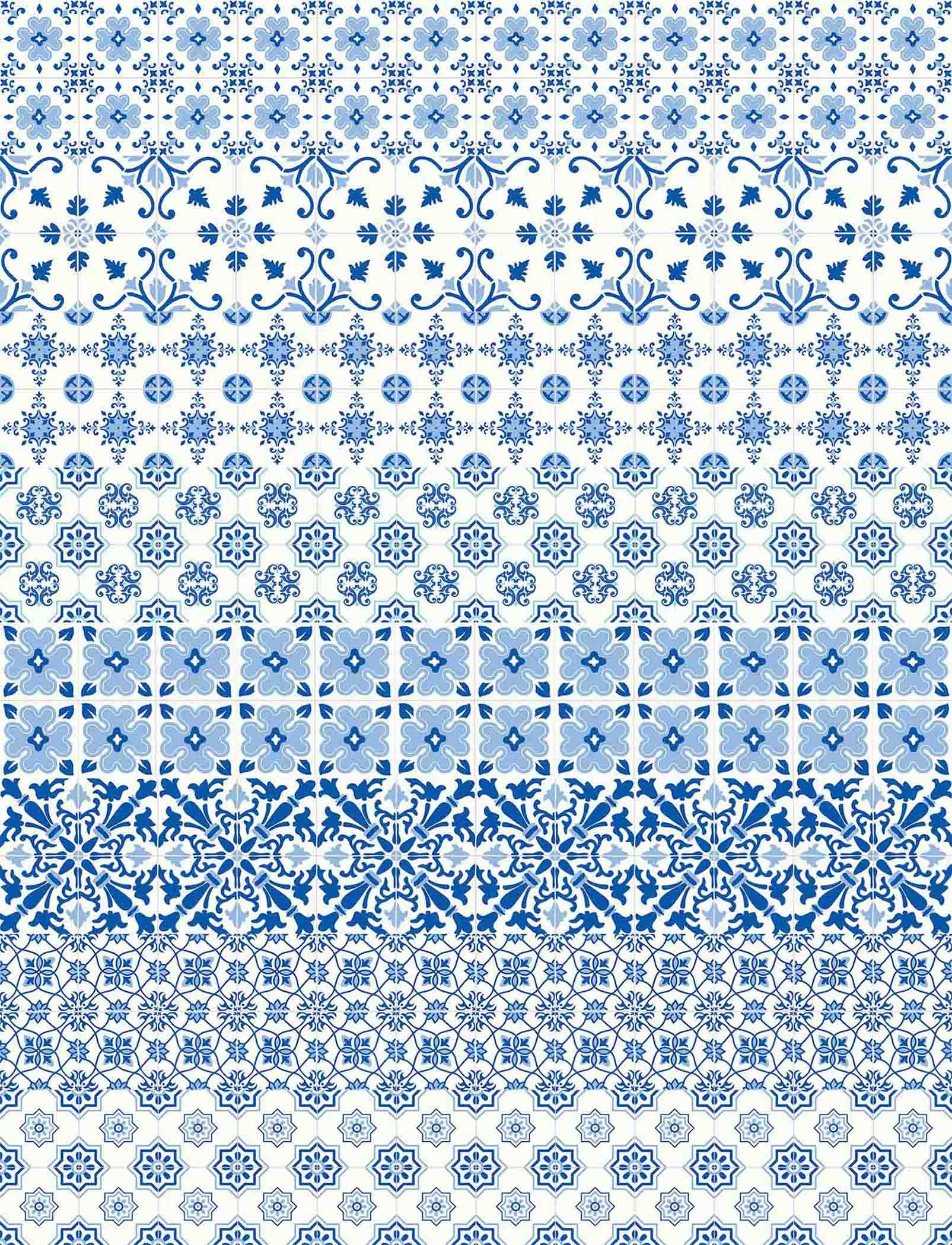 3D Clear Blue Pattern 7843 Stair Risers Decoration Photo Mural Vinyl Decal Wallpaper Murals Wallpaper Mural US Lemon (15x H:18cm x W:94cm (7''x37'')) by AJ WALLPAPER (Image #3)
