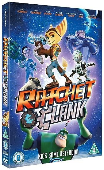 Amazon.com: Ratchet & Clank [DVD] [2016]: Movies & TV