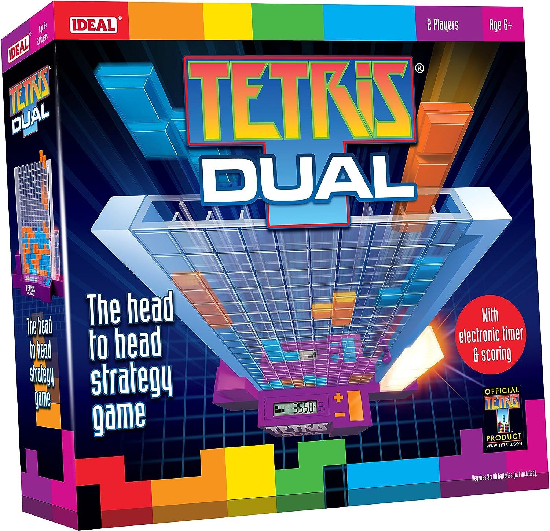 John Adams 10454 Tetris Doble Juego: Amazon.es: Juguetes y juegos