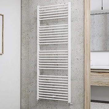 Sèche-serviette pour salle de bain, radiateur à eau chaude vertical ...