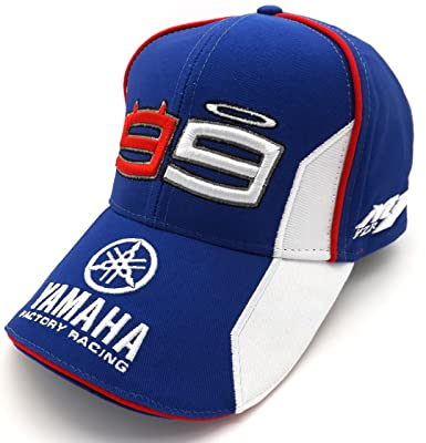 Jorge Lorenzo Yamaha 99 Baseball Cap  Amazon.co.uk  Clothing d0ae485abaa