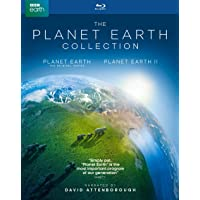 Deals on The Planet Earth Collection 8-Disc Blu-ray Set