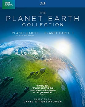 The Planet Earth Collection on Blu-ray