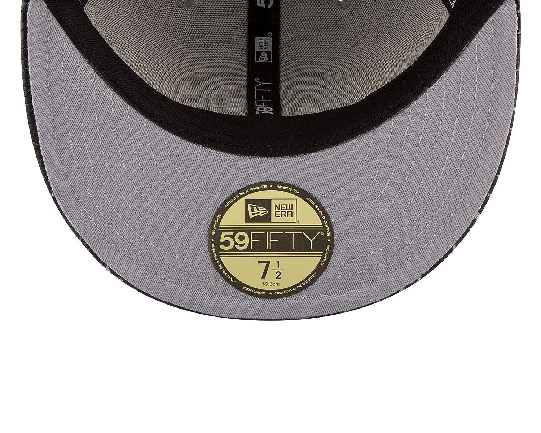 b559567d975d6 NBA piel Rip 59FIFTY gorra ajustada  Amazon.com.mx  Deportes y Aire Libre