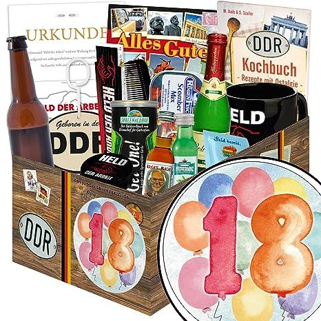 geschenk zum 18 manner geschenkbox geschenke 18 jahrestag mit held der arbeit