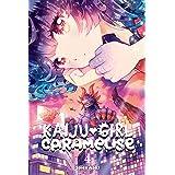 Kaiju Girl Caramelise, Vol. 4 (Kaiju Girl Caramelise, 4)