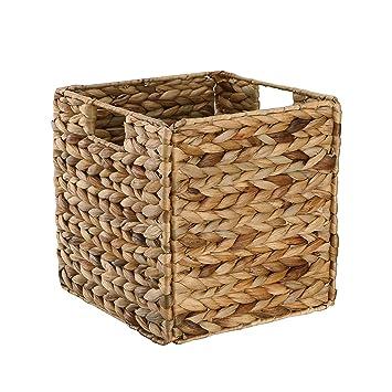 Organize It All Water Hyacinth Basket