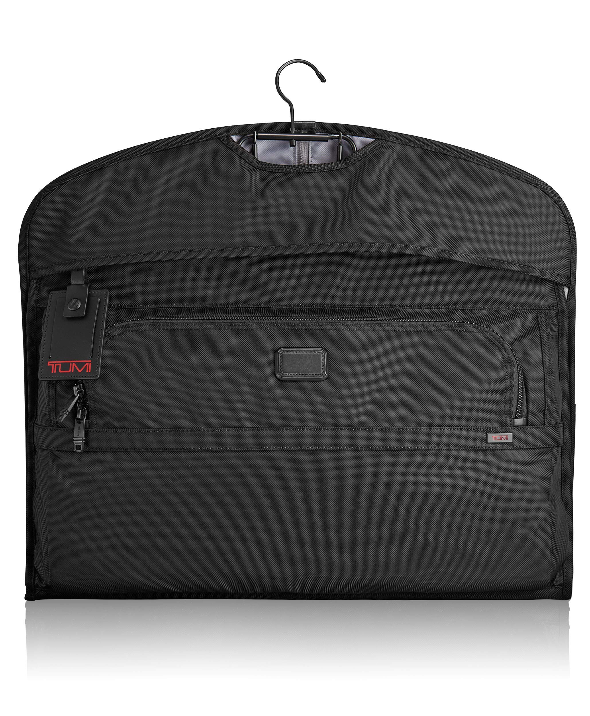 TUMI - Alpha 2 Garment Cover Bag - 1 Dress or Suit Bag for Men and Women - Black
