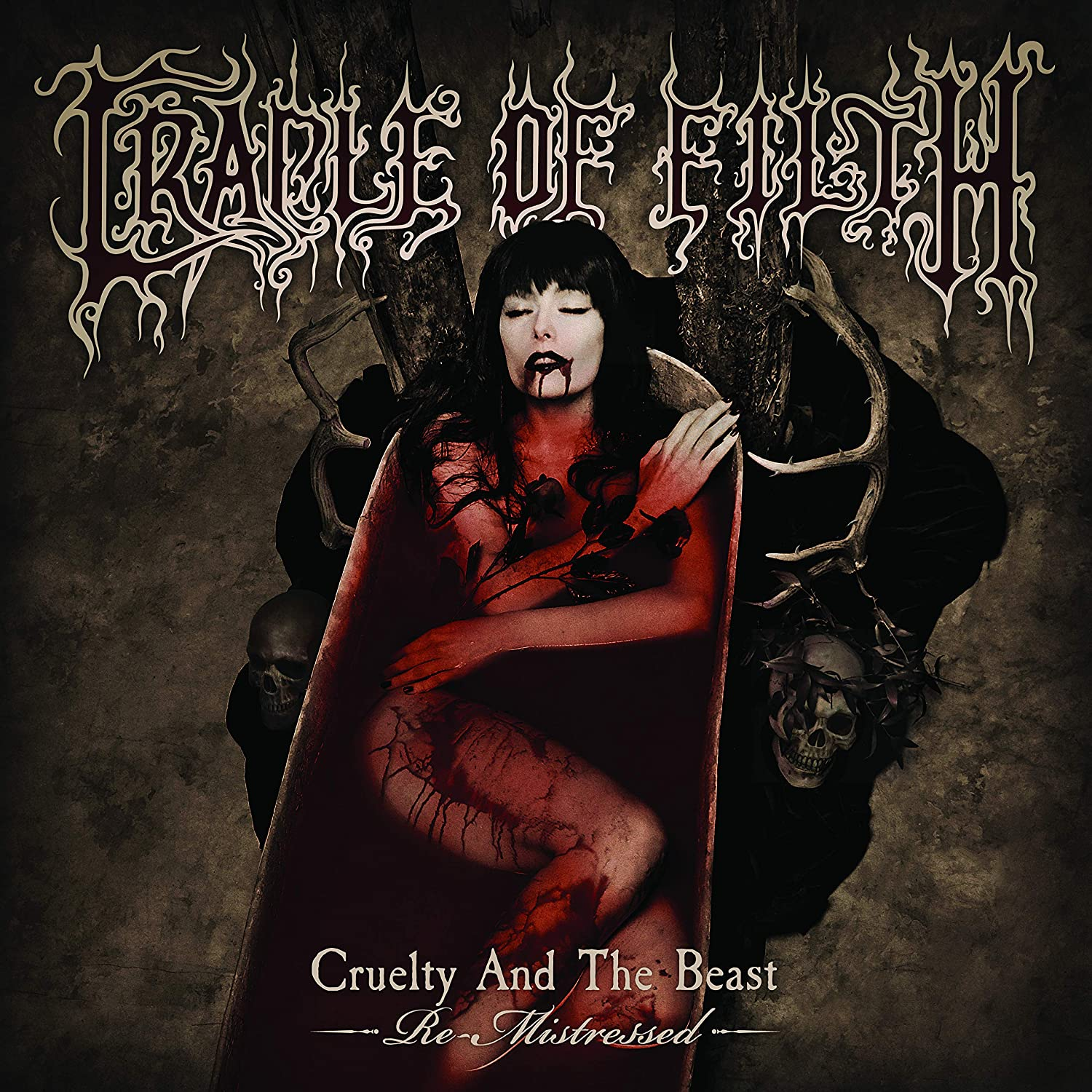 Cruelty And The Beast (Remixed And Remastered) [Vinilo]