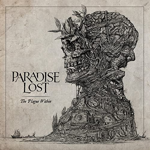 Paradise Lost - The Plague Within (Limited Editon)