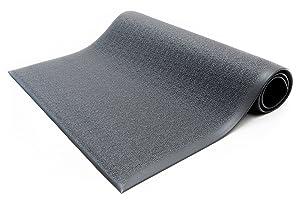 Bertech Anti-Fatigue Floor Mat, Black