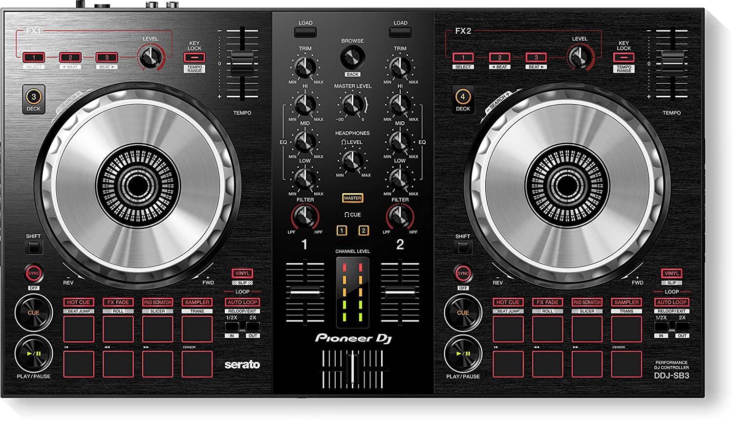 Pioneer DJ DDJ-SB3 DJ Controller Black Friday Deals 2020
