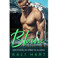 Blaine: A Mountain Man Curvy Woman Romance (Brothers in Arms in Alaska Book 2)