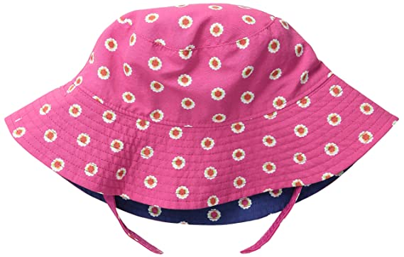 4dbe3e9e699 Amazon.com  Patagonia Girls  Baby Sun Bucket Hat (Infant Toddler ...