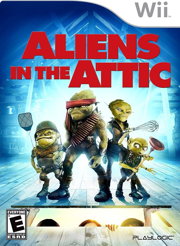 sc 1 st  Amazon.com & Amazon.com: Aliens in the Attic - Nintendo Wii: Video Games