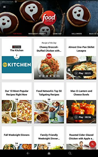Amazon food network in the kitchen appstore for android forumfinder Image collections