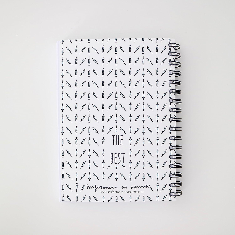 Amazon.com: Enfermera rescate lia6lm00 – Cuaderno, A6 ...