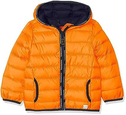 s.Oliver Jungen Jacke 64.802.51.4322, Orange (Orange 2316), 110 ... e349d0ce61