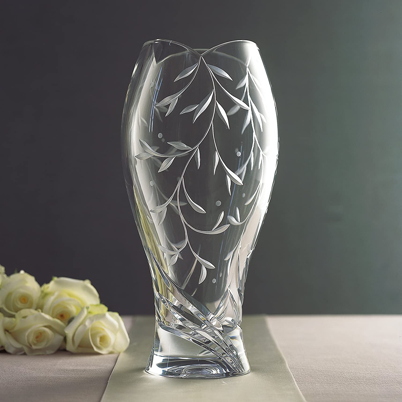 Amazon lenox opal innocence crystal vase decorative vases amazon lenox opal innocence crystal vase decorative vases kitchen dining reviewsmspy