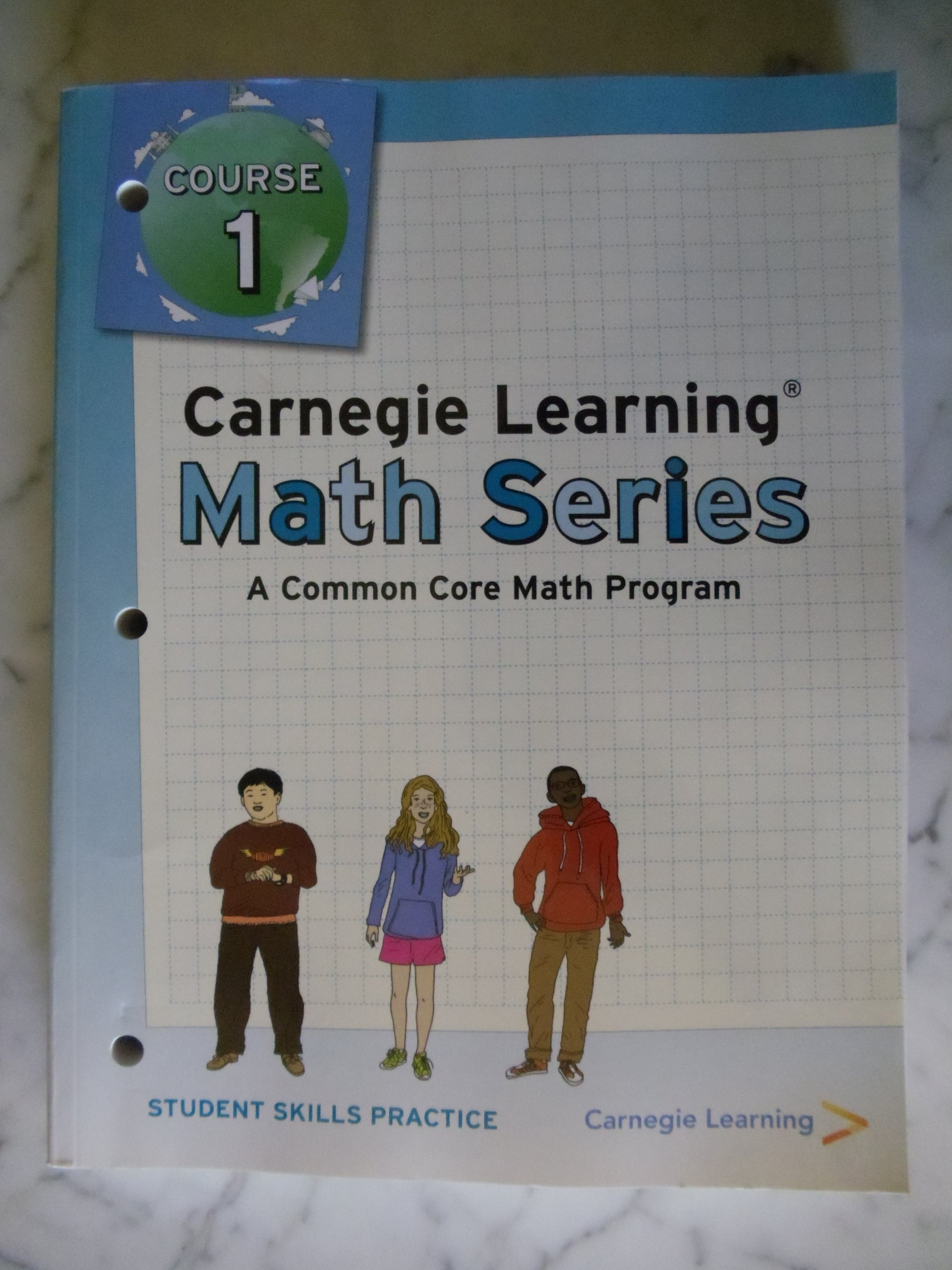 Carnegie Learning Answer Key 7th Grade