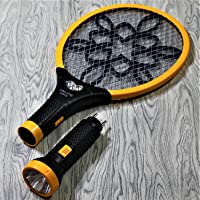 Viola Mosquito Racket/Mosquito Killer Bat with Torch