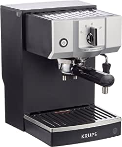 Krups Steam & Pump Máquina De Espresso, 1400 W, Acero Inoxidable ...