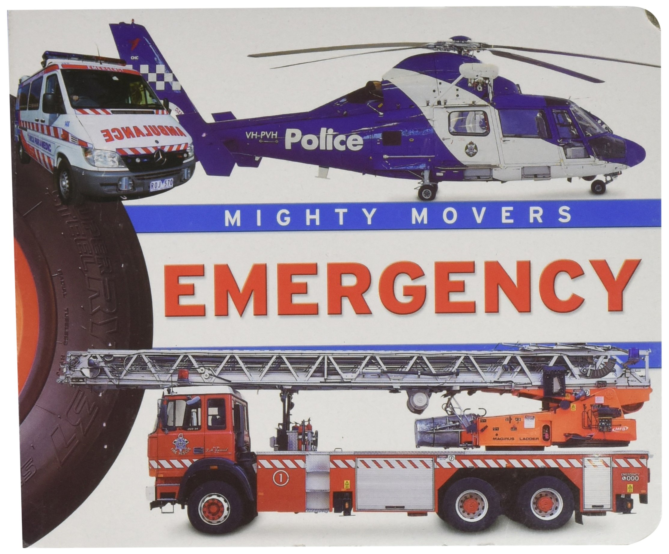 Mighty Movers Students Book