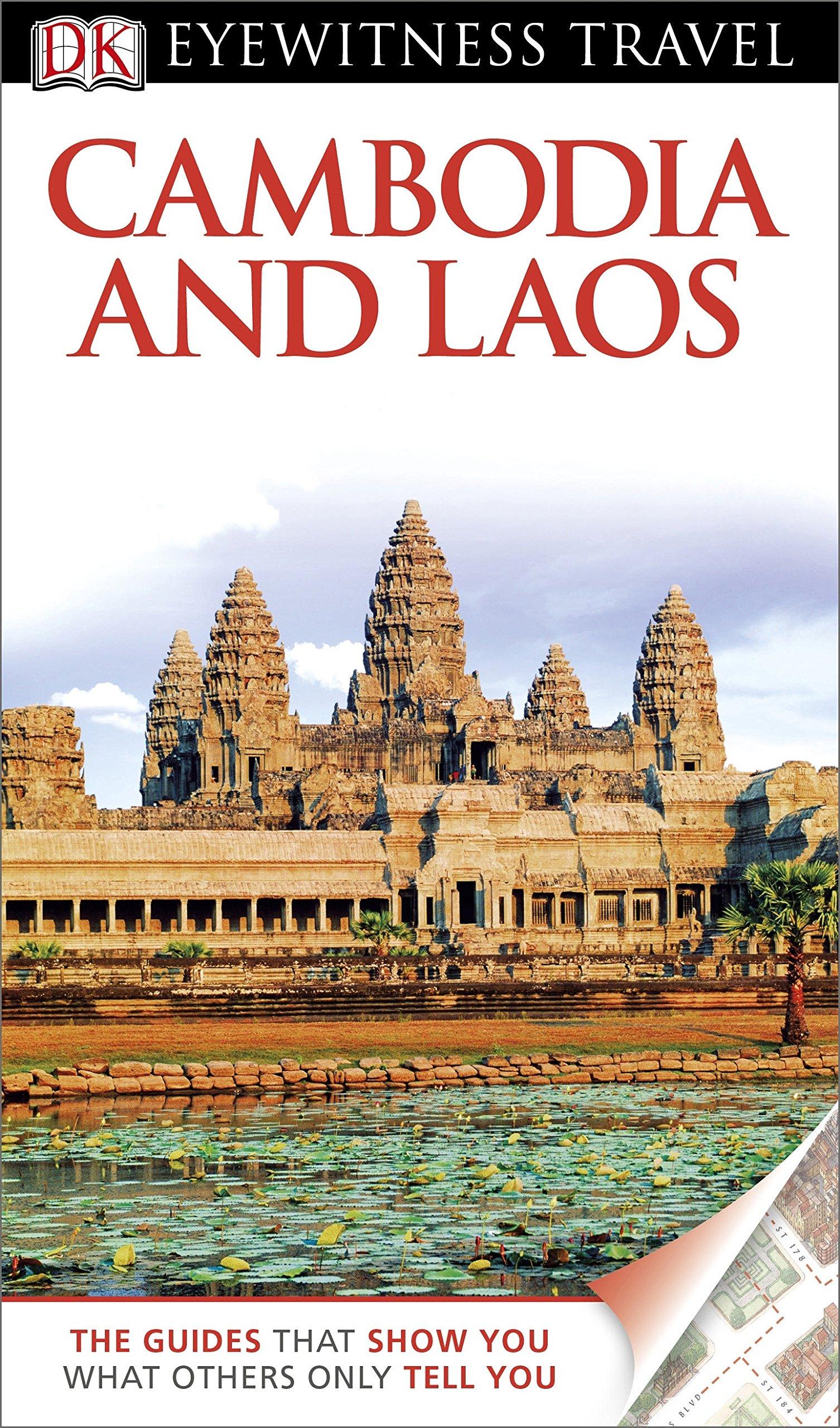 Download DK Eyewitness Travel Guide: Cambodia & Laos ebook