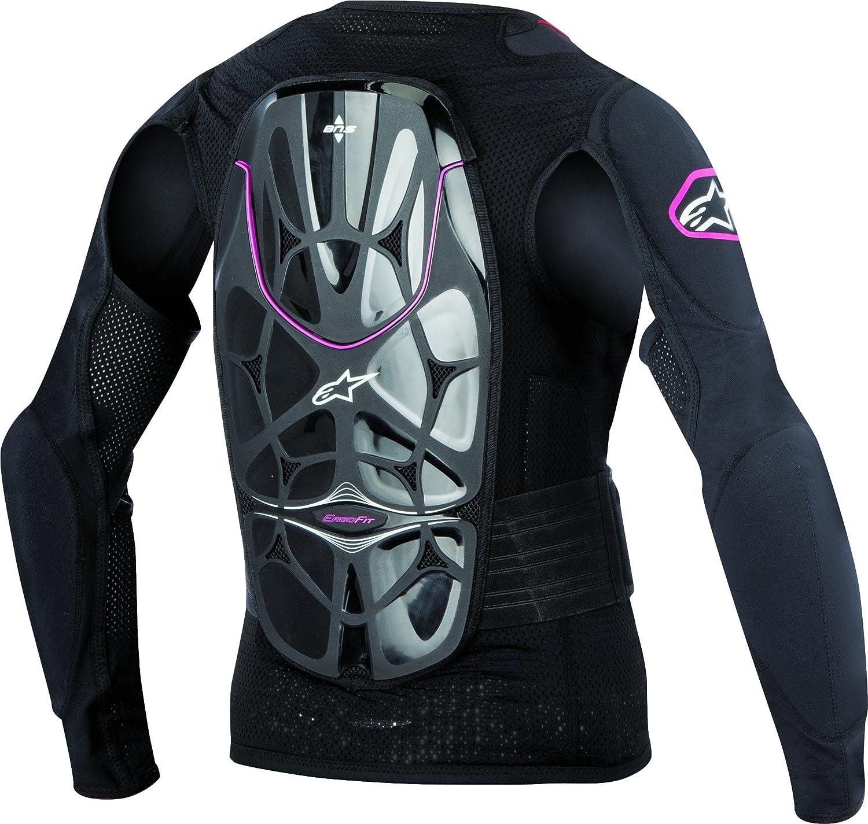 Alpinestars Womens 6516016-1360-M Jacket Black//Purple Medium