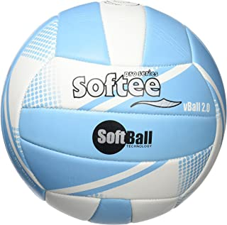 Softee Equipment Ballon Volley Softball 2.0Bleu/Blanc 0001739