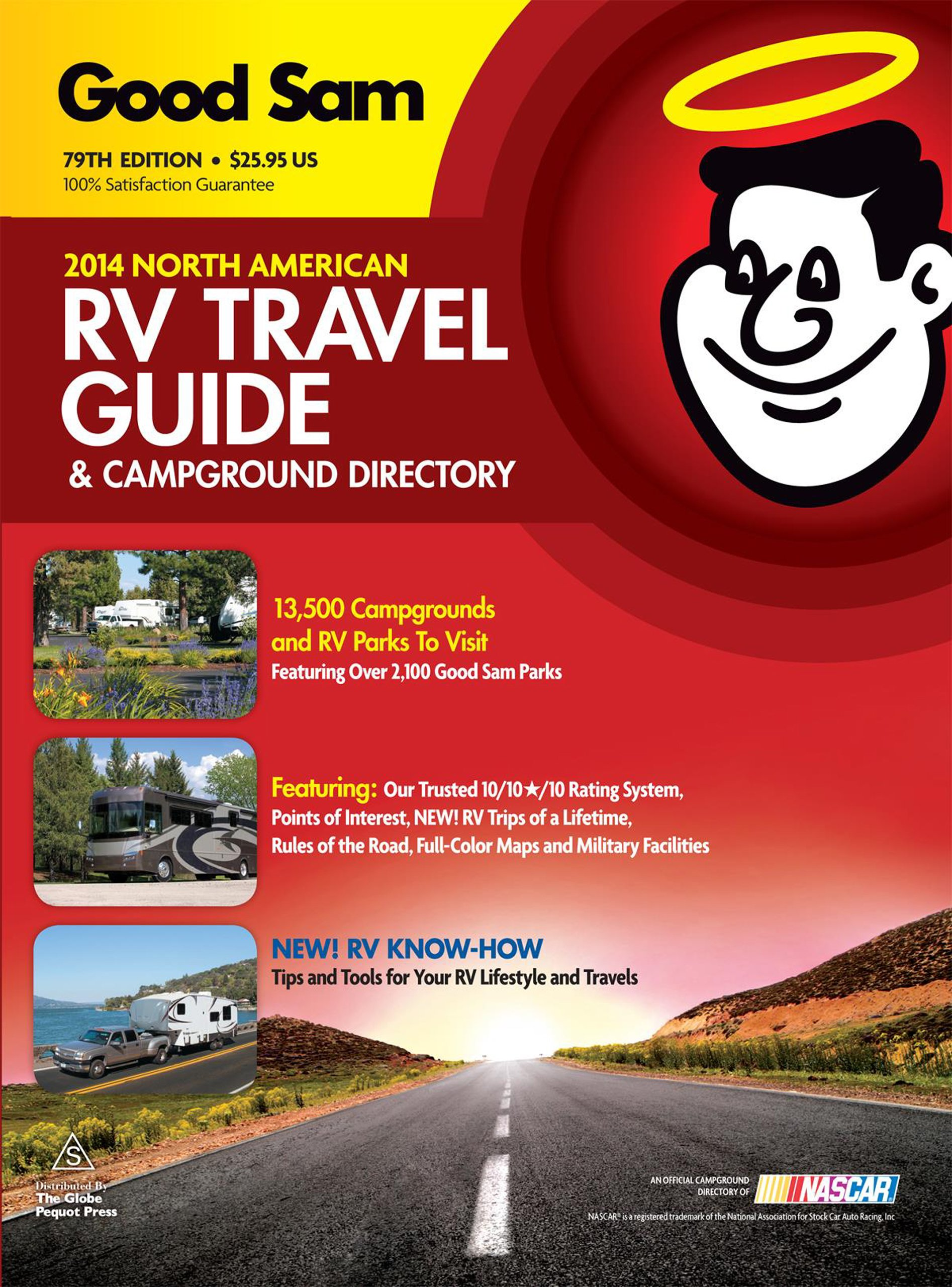 Good Sam RV Travel Guide  Campground Directory The Most - Us travel map for rv