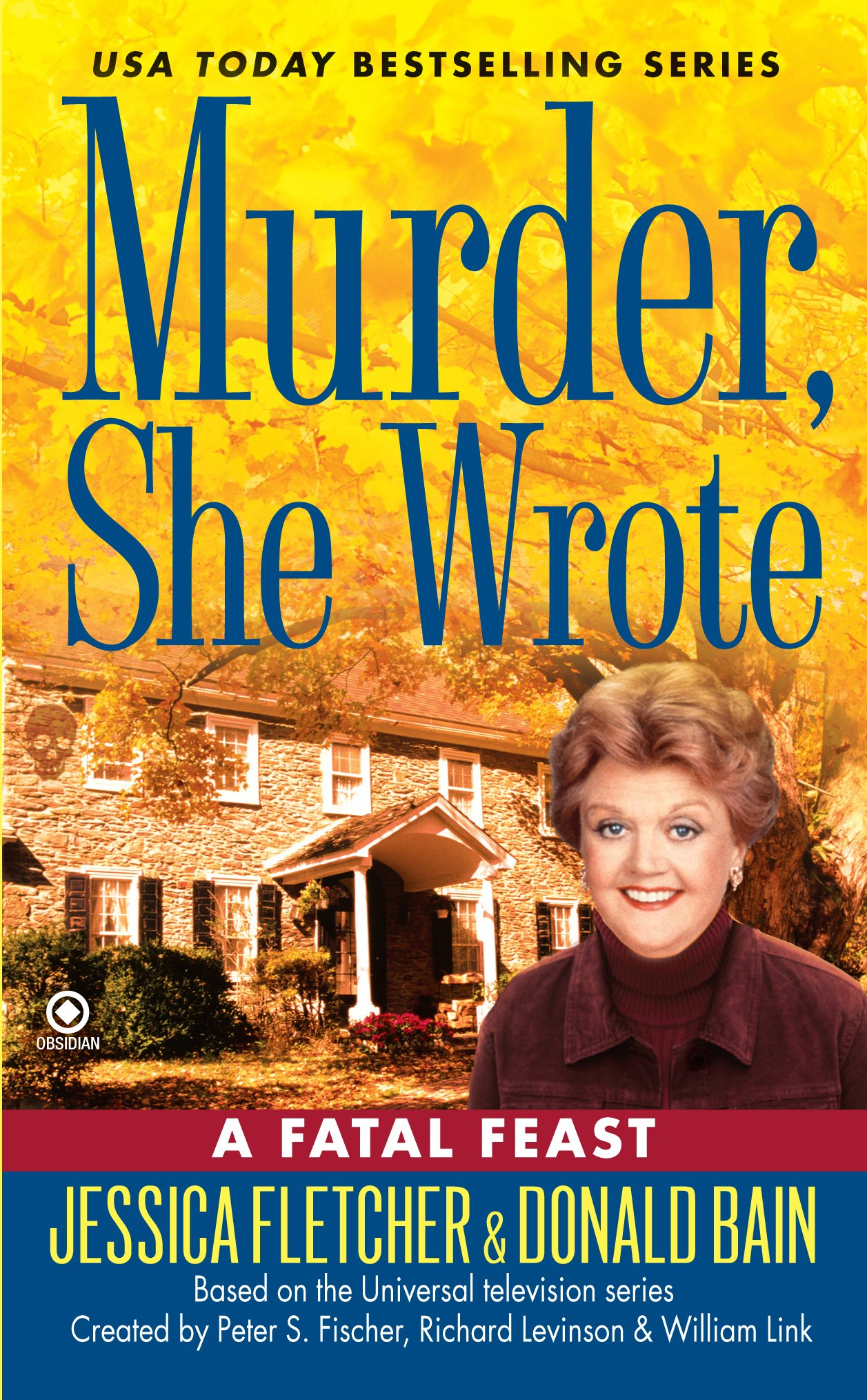Murder She Wrote: A Fatal Feast (A Murder, She Wrote Mystery) PDF