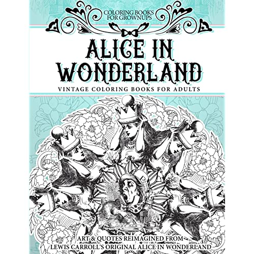 Alice In Wonderland Book Quotes: Vintage Alice In Wonderland: Amazon.com