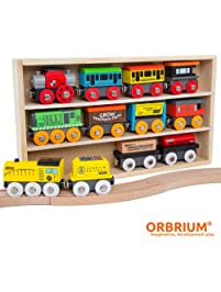 Amazon.com: Play Trains & Railway Sets: Toys & Games: Accessories ...